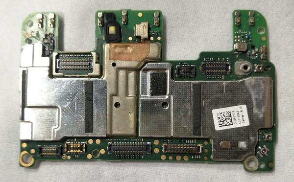 Teste de desbloqueio usado funciona bem para huawei nova CAZ-TL10 CAZ-AL10 CAZ-TL20 Taxa de placa da placa-mãe da placa-mãe