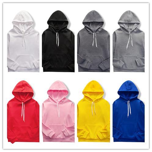 top popular Mens Clothing Homme Hooded Sweatshirts Mens Women Designer Hoodies High Street Pure Hoodies Pullover Winter Sweatshirts 2021
