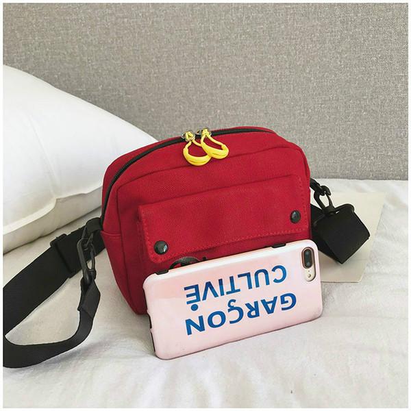 borsa della vita del progettista 2019 sup fanny pacchetto moda casual lettera Messenger bag tracolla PU materiale pocket3