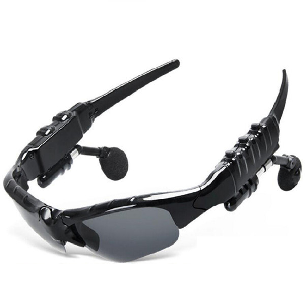 Bluetooth Cycling Glasses Outdoor Sports Eyewear Polarized Motorcycle Sunglasses Mp3 Phone Bicycle Bluetooth Stereo Glasses