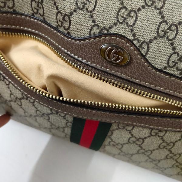 2019 famous designer womens handbag new letter shoulder bag high quality genuine leather bag luxury saddle bag:517080 Size26.5cm18cm9cm