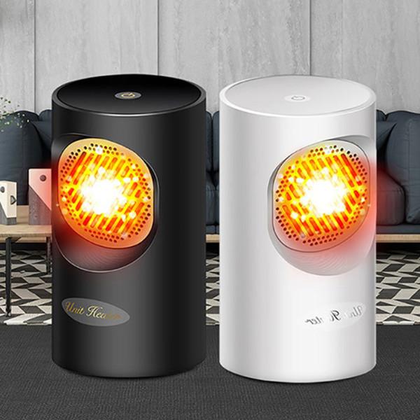 Neue Einheit Heizung Mini Warmluftgebläse 220V 400W Touch Screen elektrische Heizung tragbares Mini-Haus Personal Space Warmer Innenbüro Winter-