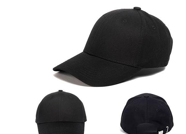 2019 new men's summer tide sunscreen visor embroidered cap hat female outdoor light board baseball hats