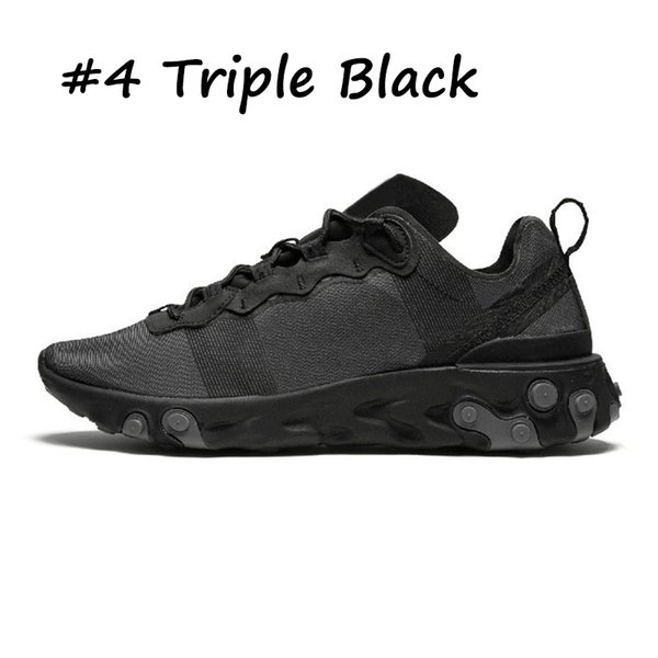 4 Triple Black