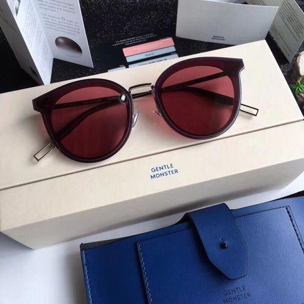 New V Brand Fashion High Quality Men's Woman Merlynn Series GM Sunglasses Top Quality Design Original Box