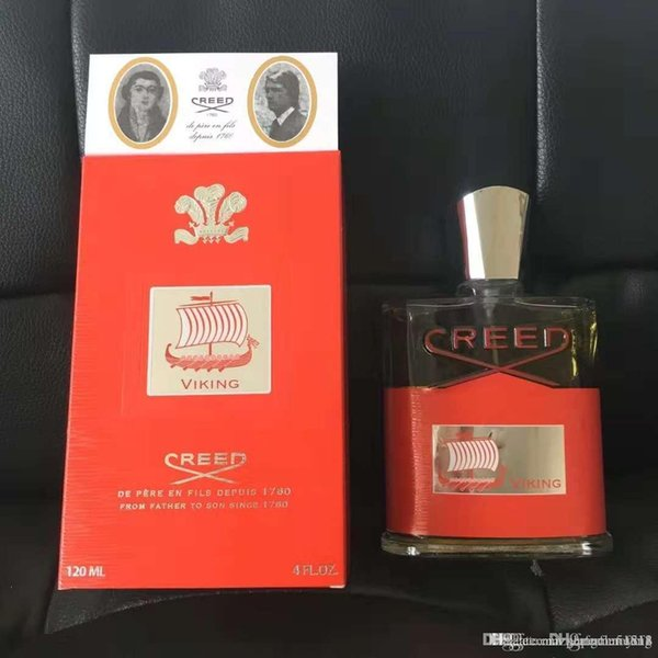 2019 Christmas gifts Creed 120ml aventus perfume for men long lasting time good quality high fragrance capactity Free Shipping