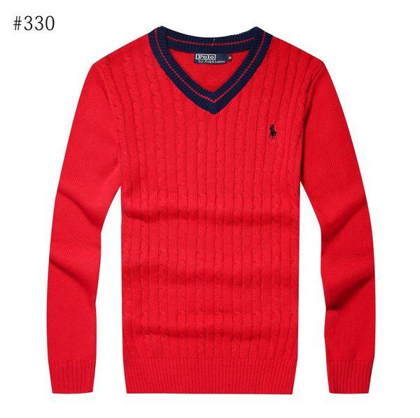 new product 903b9 c1518 Acquista Maglione Di Ralph Lauren Mens Maglia Con Cappuccio Designer Uomo  Felpa Di Marca Traspirante Con Cappuccio Caldo Autunno Inverno Pullover ...