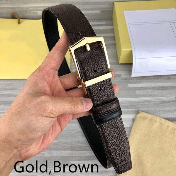Oro, Brown