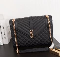 Frauen handtaschen mode damen schulter kette tasche eimer geldbörse mode leder herren große kapazität handtasche 26808