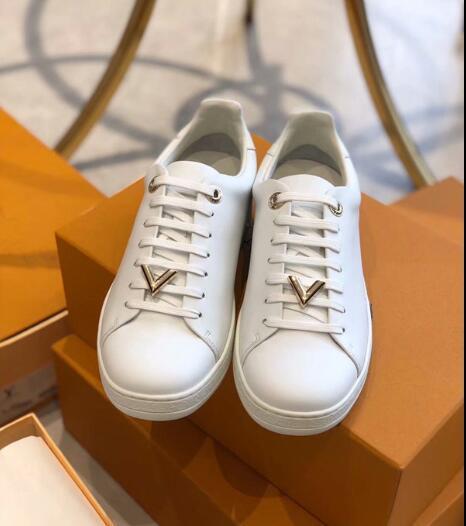 Nuovo arrivo scarpe sneakers in pelle Rivoli moda scarpe basse in pelle moda 2019 Mens scarpe di tendenza di design classico di lusso w 80
