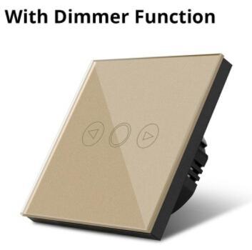 Oro / Con dimmer