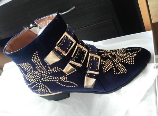 blue luxury Velvet