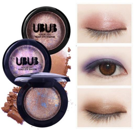 Wholesale DHL 15 Colors Eyeshadow Baked Matte Shimmer Palette Shine Nude Pigments Metallic Wet And Dry Good Eye Shadow Make Up Beauty UBUB