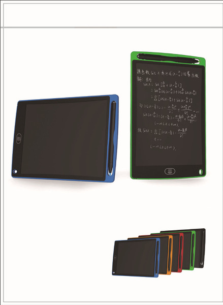 8.5 inch LCD Writing Tablet Drawing Board Blackboard Handwriting Pads christmas Gift for Kids Paperless Notepad Memo With Upgraded Pen DHL