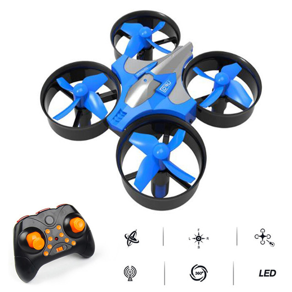 best selling Global Drone Quadrocopter Micro Drone 6 Axis Gyro RC Helicopter Headless Mode Pocket Dron Toys For Boys Mini Drone