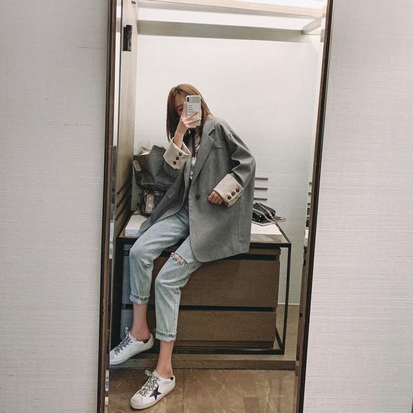 Pantalones de mezclilla de moda de mujer Tobillo de dibujos animados delgado AP1640-AP1648 Imprimir Jean Femme Original solo entrega gratis