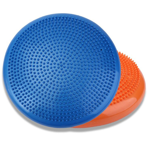 Wholesale-Twist Balance Disc Board Pad Inflatable Foot Massage Large-sized Waist Wriggling Plate 180kg Bearing Force Fitness Exercise mat