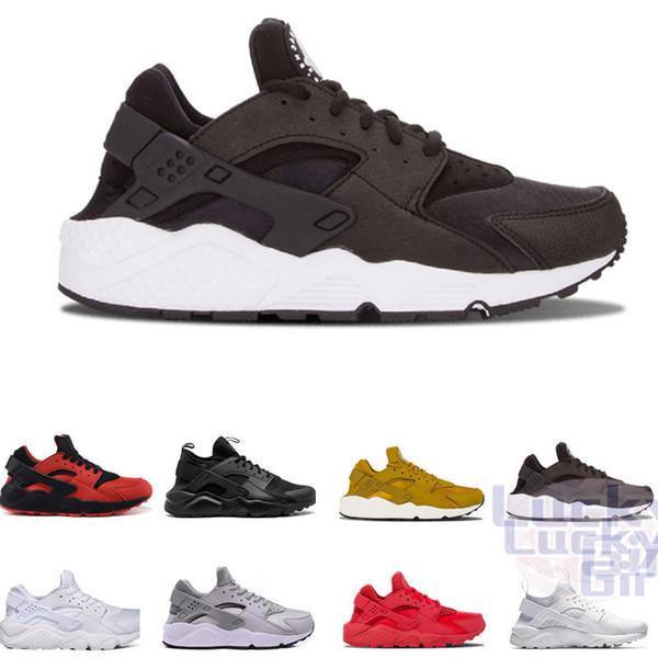 Nike Air Huarache Top-Qualität 2019 New Human Race Männer Huarache 2.0 Drift BR Run Schuhe Turnschuhe Originale Klassische Freizeitschuhe