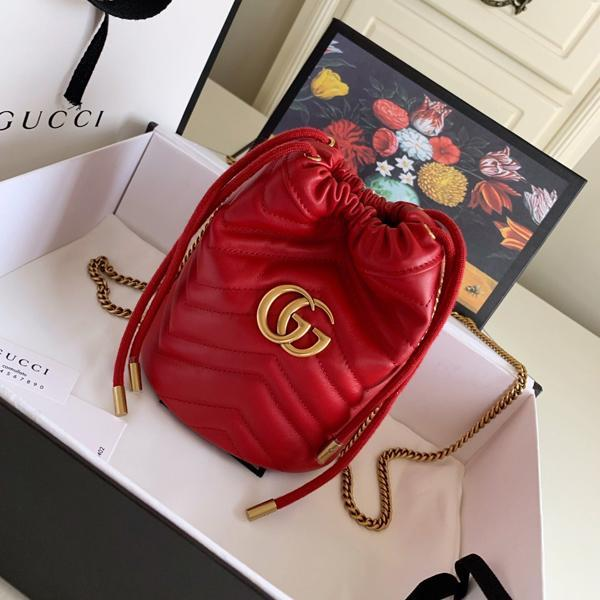 2020 High-quality women's fashion luxury handbag women's handbag fashion messenger bag luxury handbag mini bucket bag size 17x19x1