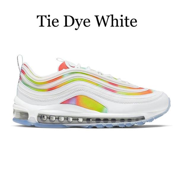 Tie Dye Blanc