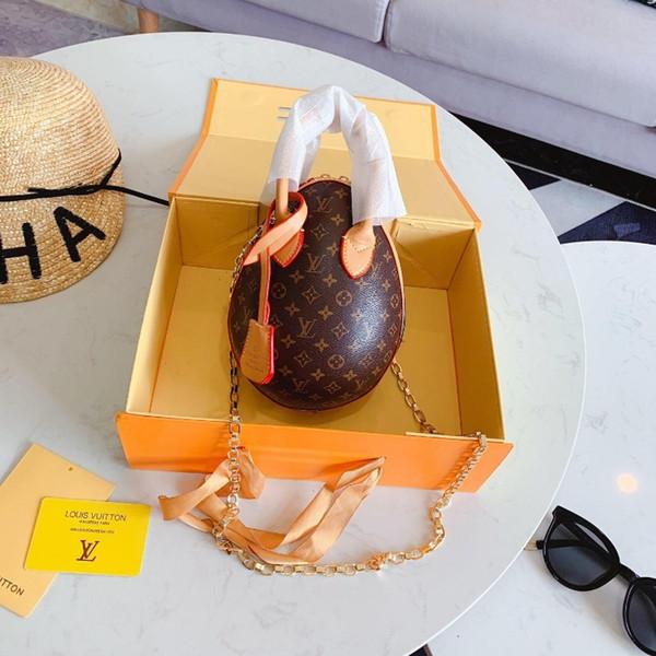 Verkäufe 2019 neuen Stil Designer Damenmode Lederhandtasche M44587 Hochwertige Luxus Totes Beliebte Top-Marken Keine Box