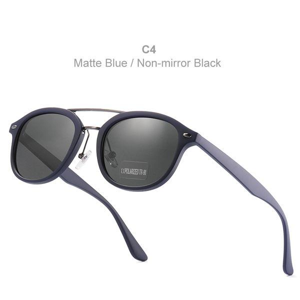 C4 bleu mat