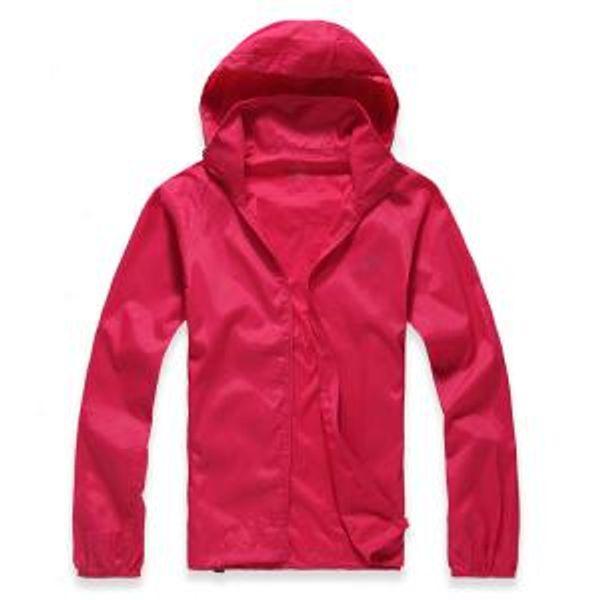Unisex Rain Jacket Outdoor Casual Hoodies Windproof Waterproof Sunscreen Face hooded Coats Skin Anti UV Raincoats GGA1587