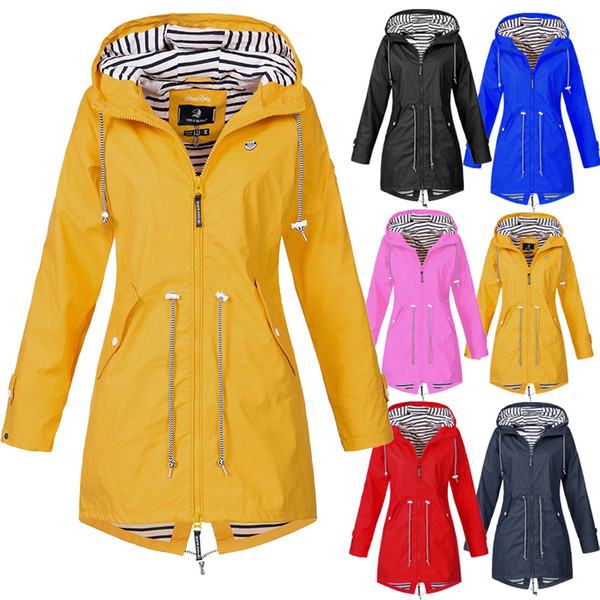 Outdoor Fishing Camping Hiking One-piece Raincoat Jackets Backpack Rain Cover