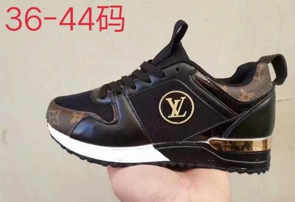 8GUCCI Louisvuittonblancas de los zapatos corrientes R05 oro metálico bala de plata para hombre del rosa entrenador zapatillas de deporte de las mujeresGUCCI