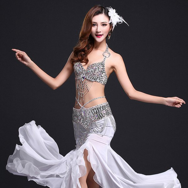 belly dance set costume belly dancing clothes bellydance costume set indian accessories sexy gypsy skirt