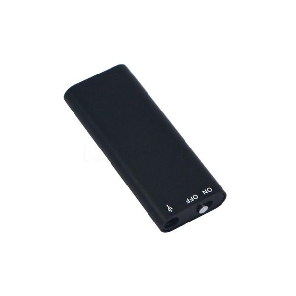 3 in 1 Storage USB Flash Drive Stereo MP3 Music Player Small Mini Digital Audio Voice Recorder Pen Dictaphone Recording