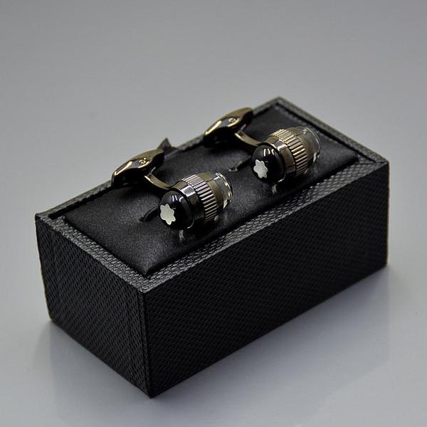 Noir avec la boîte