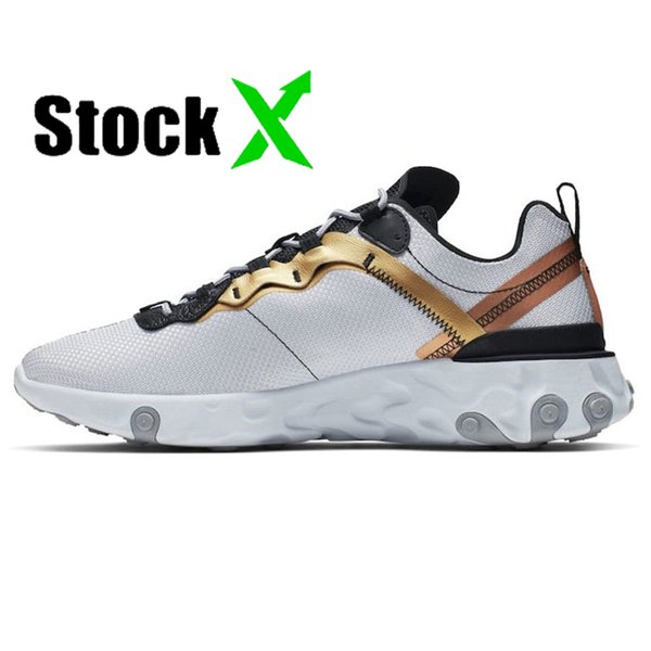 15 Metallic Gold Ranger 36-45