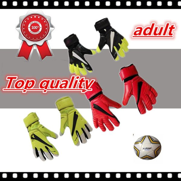 2019 Newest N5 SGT Logo Goalkeeper Gloves without fingersave Top Latex Soccer Football Gloves-latex Plam Goal Keeper Gloves Bola De