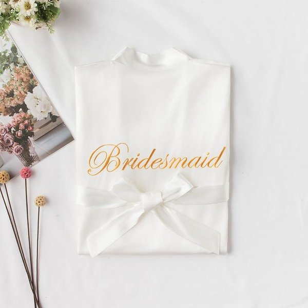Bridemaid White