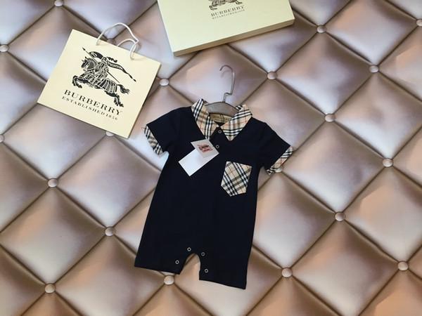 Neue Baby-Mädchen-Spielanzug-Overall-langärmlige Säuglingsoverall-Hut-Ausstattung scherzt neugeborene Baby-Kleidung für freies Verschiffen 0622