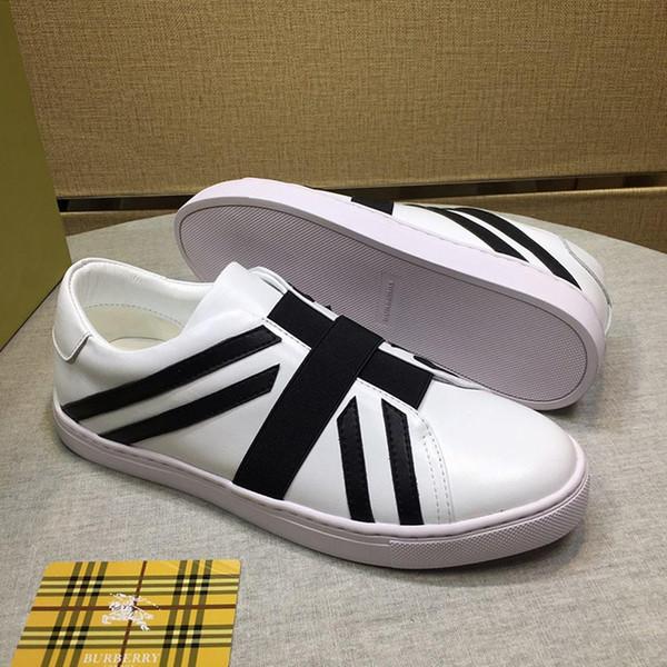 Роскошные Мужская обувь кроссовки обувь зашнуровать тренеры прогулки открытый Юнион Джек мотив скольжения на Chaussures pour hommes Мужская обувь повседневная горячая