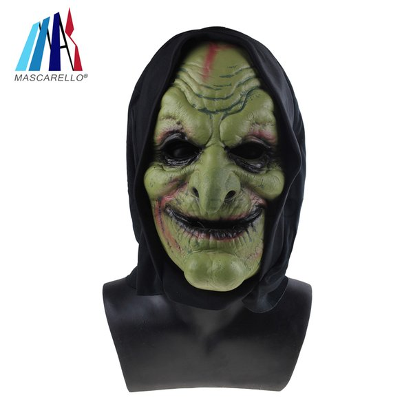 Christmas Zombie Costume.Halloween Christmas Scary Zombie Full Face Head Masks Costume Old Man Party Clown Mask For Men Costume Masks For Men Costume Masks For Women From