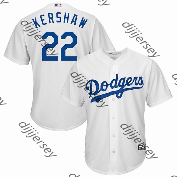 new arrival 48f60 47e61 2019 Los Angeles Men'S Dodgers Cody Bellinger Jerseys Manny Machado Max  Muncy Kenley Jansen Enrique Hernandez Hyun Jin Ryu White Baseball Jersey  From ...