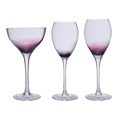 Bezrat Classic, Beautifully Designed Stemmed Wine Glasses Premium Crystal Glass Red White Wines Drinking Goblets #106