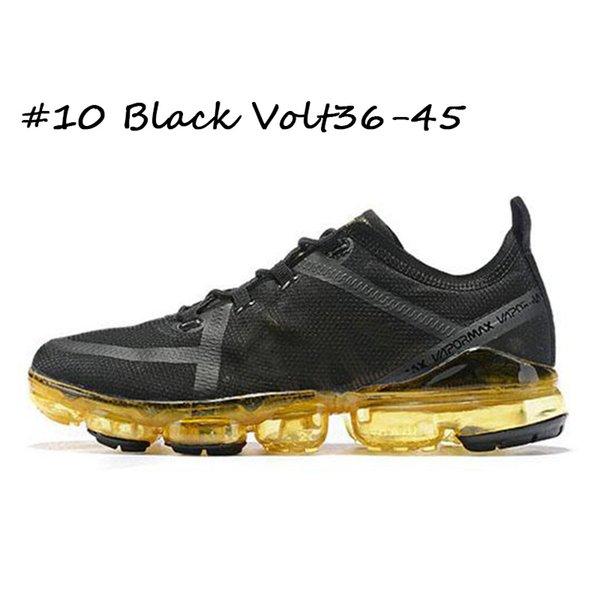 #10 Black Volt36-45