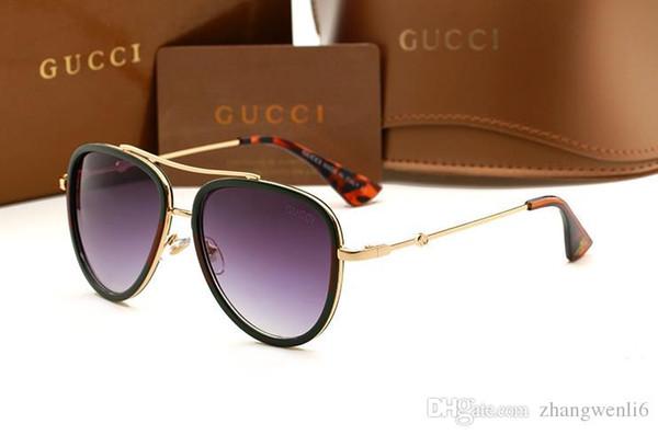 moda Occhiali da sole a forma di colore colorato alla moda vintage Famle Occhiali da sole a forma di oceano Occhio di gatto Cat Designer Donna Oculos