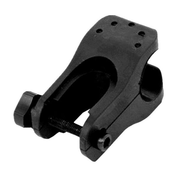 22-25mm En Plein Air De Fixation Durable De Fixation De Fixation De Support De Vélo Pince De Lanterne Réglable Pince De Montage Clip Avant Lumière