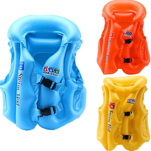 Çocuk Emniyet Şamandıra Şişme Yüzmek Yelek Can Yeleği Yüzme Şişme Çoklu Stoma Hava Kaçak Mektup Güçlü sızdırmazlık MMA2165