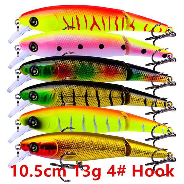 10.5cm 13g 4# Hook