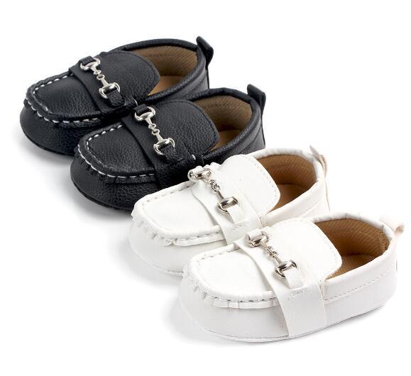 Baby Bean scarpe coreano 0-1 inglese scarpe in pelle vento bambino primavera e autunno scarpe da passeggio WL619