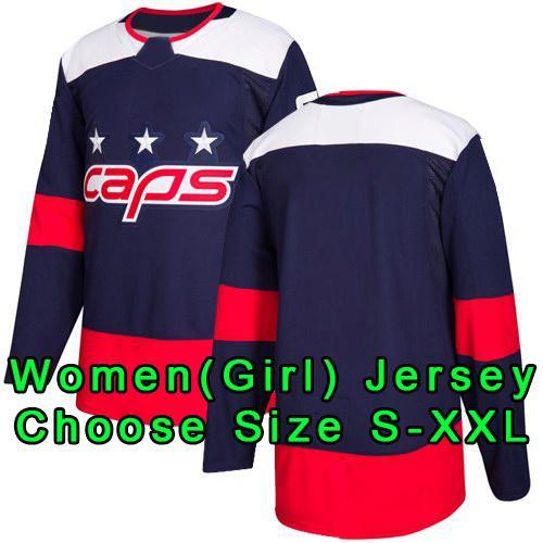2018 경기장 시리즈 여성 : Size S-XXL.