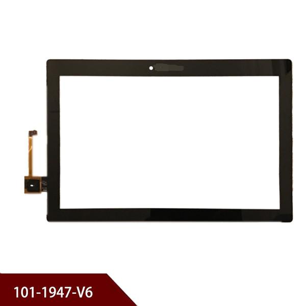 New Original Pour Lenovo Tab 2 A10-70 A10-70F A10-70L Écran Tactile Digitizer Panneau Capteur Extérieur En Verre Tablet PC Livraison Gratuite