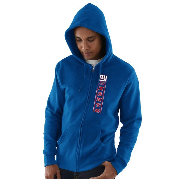 new product 2ebe5 0df0c 2019 2019 Men New York Sweatshirt Giants Salute To Service Sideline Therma  Performance Blue Black Hyper Stack Full Zip Hoodie From Thejerseysleague,  ...