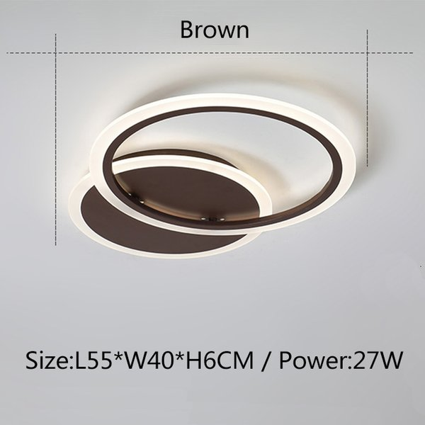 1 Luci Brown